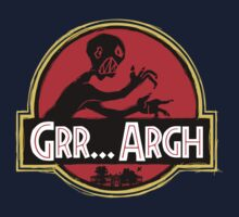 Grrassic Pargh Kids Tee