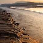 Solway Firth Sunset by whitekite