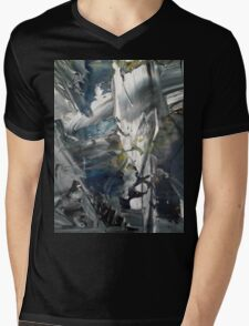 Wizard of the Swamp Mens V-Neck T-Shirt