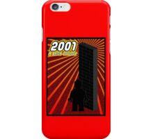 2001: A brick odyssey iPhone Case/Skin
