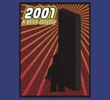 2001: A brick odyssey by darqenator