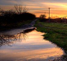 Old back road by mrjboyle