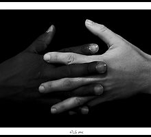 hand in hand by Aharon Hyman