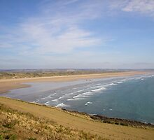 saunton sands by Iani