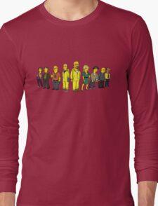 Breaking  Bad - Simpsons Long Sleeve T-Shirt