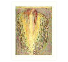 Of Flesh And Spirit Art Print