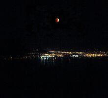 Lunar Eclipse  by Gregory Ewanowich