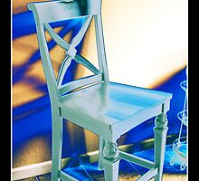 Abstract chair by melissacphotography