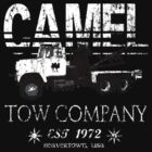 Camel Tow Co. t shirts by iEric