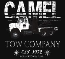 Camel Tow Co. t shirts