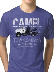 Camel Tow Co. t shirts Tri-blend T-Shirt