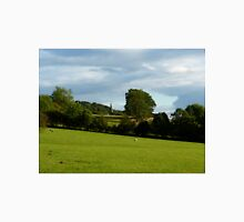 A View To Hathersage Church Unisex T-Shirt