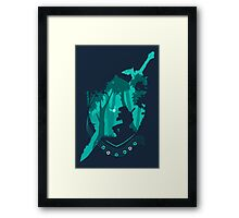 Song of Time Framed Print