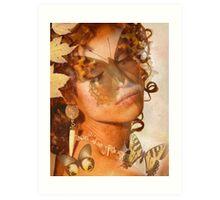 Natural Beauty 3 Art Print