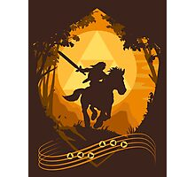 Epona's Song Photographic Print