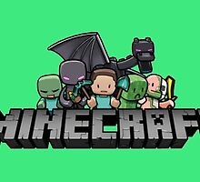 minecraft 2 by Indayahlove