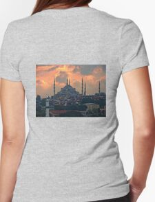 The Blue Mosque, Istanbul T-Shirt