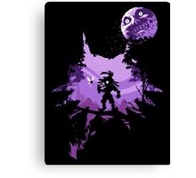 Majora's Return Canvas Print