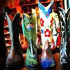 Boots - Santa Fe Style by Marylamb