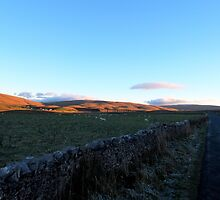 A View To Ribblehead Viaduct by chriscroxall