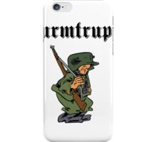 Sturmtruppen iPhone Case/Skin