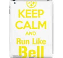 Keep Calm and Run Like Bell .1 iPad Case/Skin