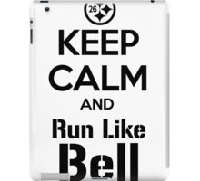 Keep Calm and Run Like Bell .2 iPad Case/Skin