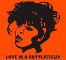 Love=Battlefield Kids Clothes