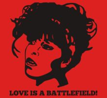 Love=Battlefield Kids Clothes