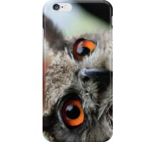Looking forward iPhone Case/Skin
