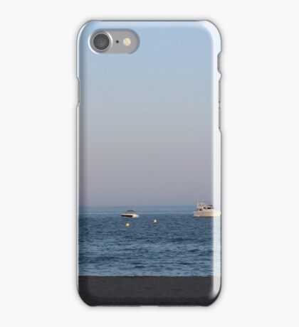 Spanish Sea iPhone Case/Skin