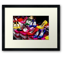 For Ladies Only Framed Print
