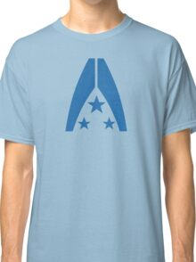 Mass Effect ; Systems Alliance Military Classic T-Shirt
