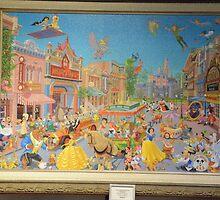 Disney Alice In Wonderland Disney Pinocchio Disney Villains  by notheothereye