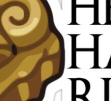 Helix has risen Sticker