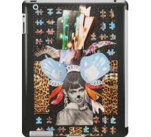 Mouse in the city iPad Case/Skin