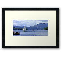 Lake Windermere II Framed Print
