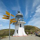 Lighthouse by Cristel Gous-Veefkind