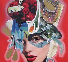Cherry hat by Emi Noris