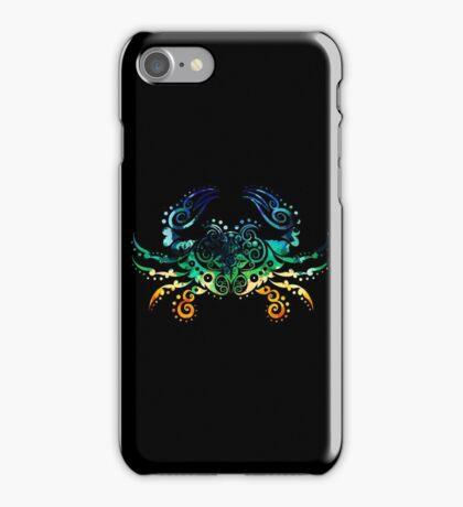 Inked Crab iPhone Case/Skin