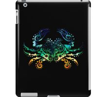 Inked Crab iPad Case/Skin