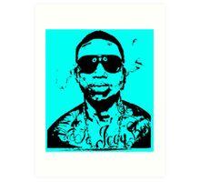 Trap God Art Print