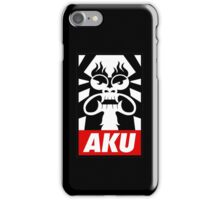 Obey AKU iPhone Case/Skin