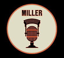 SF Giants HOF Announcer Jon Miller Pin by zeech