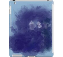 Watercolor TARDIS iPad Case/Skin