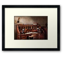 Accountant - Accounting Firm Framed Print