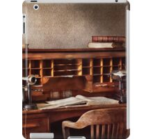 Accountant - Accounting Firm iPad Case/Skin