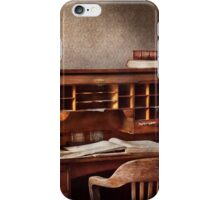 Accountant - Accounting Firm iPhone Case/Skin