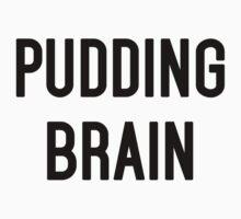 Pudding Brain Kids Tee