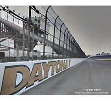 Daytona 500 / The Day After Photographic Print